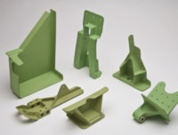 SIFCO, Orange, Aerospace, Various 737/777 Fuse structural components