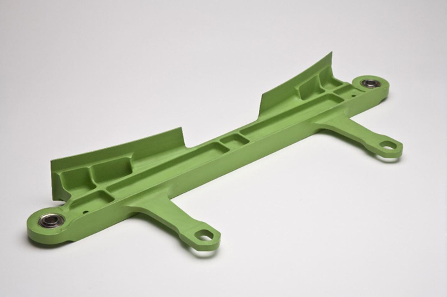 SIFCO, Orange, Aero Structural, V2500 Nacelle, Aluminum